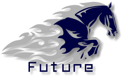 Example logo - Future Saddles